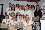 Jungfrau Zeitung – «die vo hie» machen die Körbe voll
